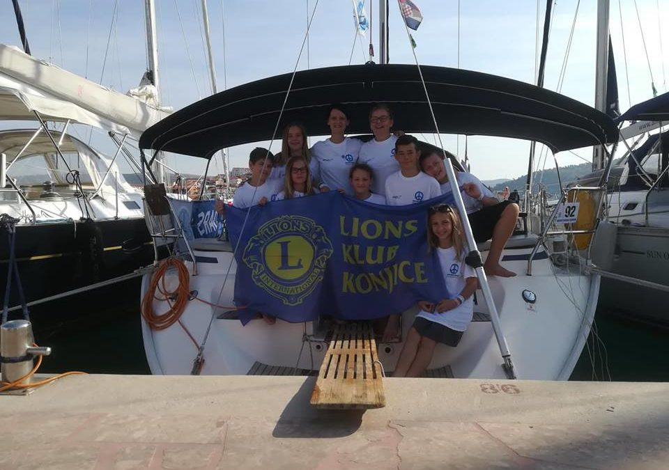 MIRNO MORJE 2018 – HUMANITARNA AKCIJA (udeležba Lions klub Konjice)