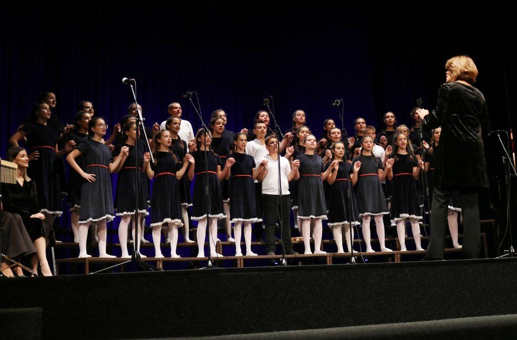 Dobrodelni koncert otroškega pevskega zbora ZVEZDICE